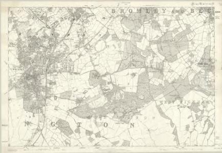 Kent XV - OS Six-Inch Map