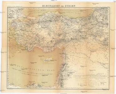 Kleinasien und Syrien