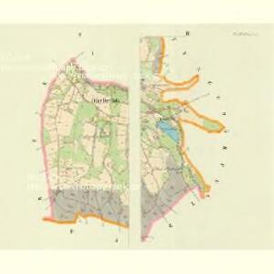 Ober Kreibitz - c2054-1-002 - Kaiserpflichtexemplar der Landkarten des stabilen Katasters