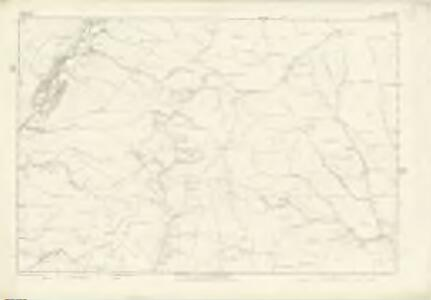Dumfriesshire, Sheet XVII - OS 6 Inch map
