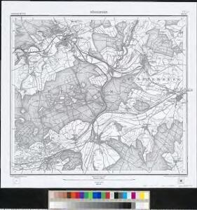 Meßtischblatt [7912] : Göggingen, 1883