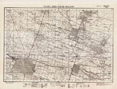 Lambert-Cholesky sheet 2839 (Băileşti)