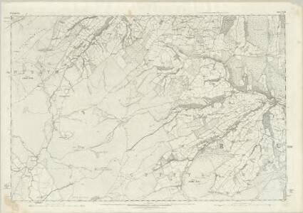 Denbighshire XVIII - OS Six-Inch Map