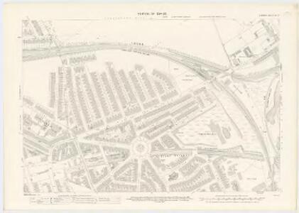 London III.91 - OS London Town Plan
