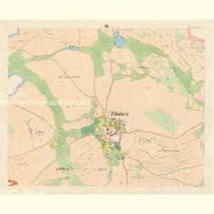 Zihobetz - c9432-1-002 - Kaiserpflichtexemplar der Landkarten des stabilen Katasters