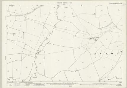 Buckinghamshire XXIII.16 (includes: Aston Abbots; Hardwick; Whitchurch) - 25 Inch Map