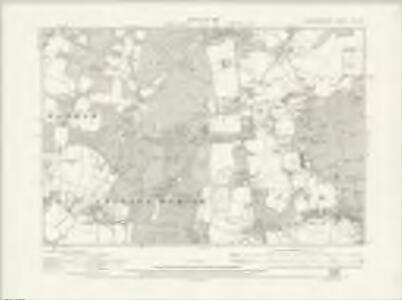 Buckinghamshire LIII.SE - OS Six-Inch Map