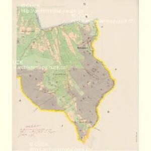 Bärringen - c5700-1-008 - Kaiserpflichtexemplar der Landkarten des stabilen Katasters