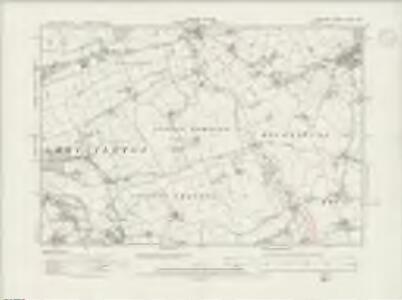 Cheshire XXXIX.SW - OS Six-Inch Map