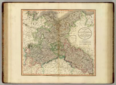 Upper Saxony, Silesia, Lusatia.