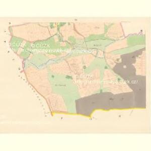 Komarowitz - m1257-1-002 - Kaiserpflichtexemplar der Landkarten des stabilen Katasters