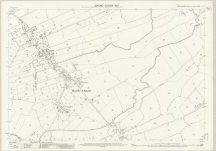 Lincolnshire XL.3 (includes: Grainthorpe; Marsh Chapel; North Coates) - 25 Inch Map