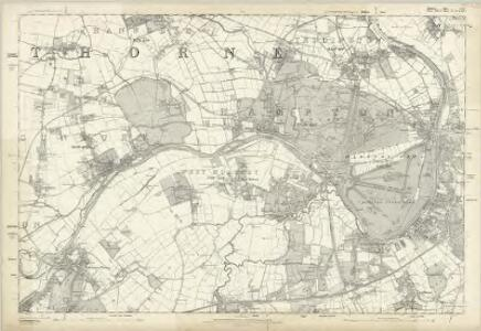 Middlesex XXV - OS Six-Inch Map