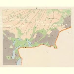 Klein Bernharz - c0093-1-004 - Kaiserpflichtexemplar der Landkarten des stabilen Katasters