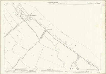 Lincolnshire XIII.8 (includes: Immingham; South Killingholme) - 25 Inch Map