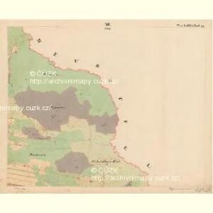Reiterschlag - c5640-2-012 - Kaiserpflichtexemplar der Landkarten des stabilen Katasters