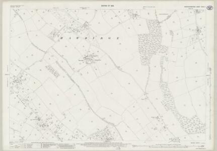 Buckinghamshire XXXIX.1 (includes: Ashley Green; Chartridge; Cholesbury cum St Leonards) - 25 Inch Map
