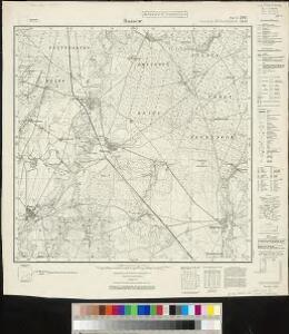 Meßtischblatt 1474, neue Nr. 2941 : Rossow, 1945