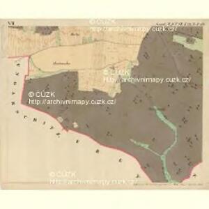 Kurlupp - m1274-1-009 - Kaiserpflichtexemplar der Landkarten des stabilen Katasters