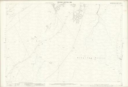 Westmorland XXXIV.3 (includes: Grayrigg; Whinfell) - 25 Inch Map