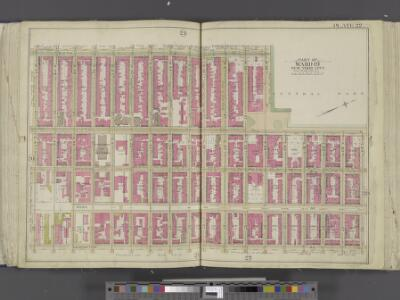 Manhattan, Double Page Plate No. 22 [Map bounded by 6th Ave., E. 64th St., Lexington Ave., E. 47th St.]