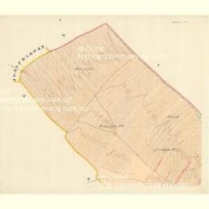 Mikulschitz (Mikulčzice) - m1784-1-001 - Kaiserpflichtexemplar der Landkarten des stabilen Katasters