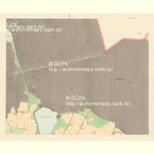 Kollenetz - c3278-1-005 - Kaiserpflichtexemplar der Landkarten des stabilen Katasters