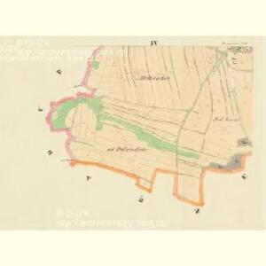 Pranischen - c0462-1-004 - Kaiserpflichtexemplar der Landkarten des stabilen Katasters