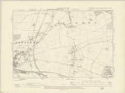 Lincolnshire CVI.NE - OS Six-Inch Map