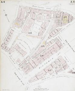 Insurance Plan of London Western District Vol. A: sheet 4