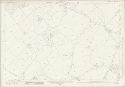 Essex (New Series 1913-) n VIII.10 (includes: Ashdon) - 25 Inch Map