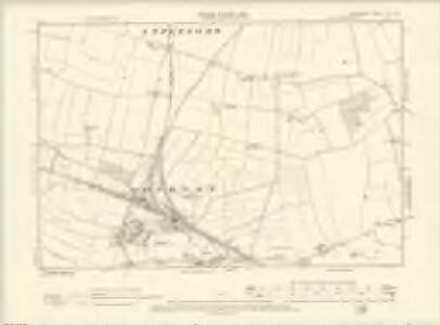 Berkshire XV.NE - OS Six-Inch Map