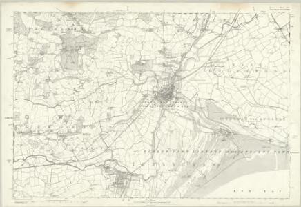 Sussex XLV - OS Six-Inch Map