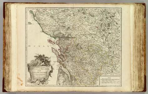Poitou, Aunis, Saintonge-Angoumois.