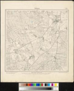 Meßtischblatt 1737 : Sulingen, 1899
