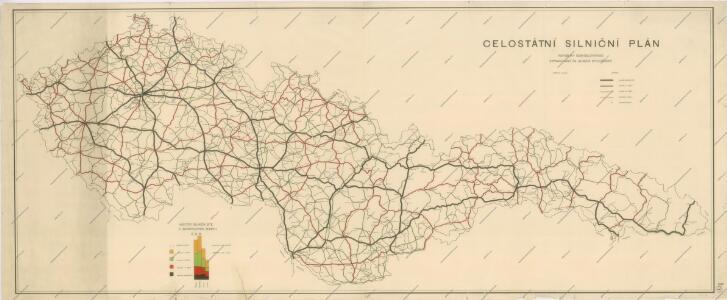 Celostátní silniční plán republiky Československé