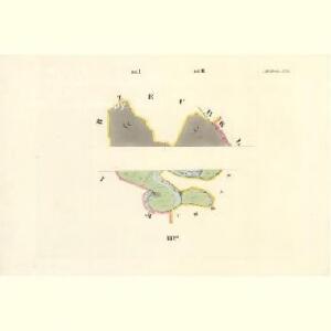 Alt Biela (Stara Biela) - m2836-1-009 - Kaiserpflichtexemplar der Landkarten des stabilen Katasters