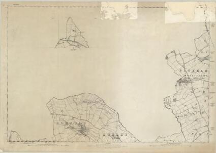Wiltshire LXXII - OS Six-Inch Map