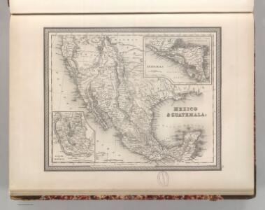 Mexico and Guatemala.