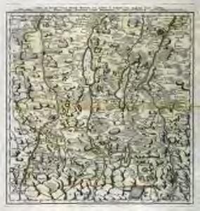 Pars VII. describit partem regim: monach: intra Lycum et Isaram versus merid: sitam secund: ej[us] præf: partic. episc: Augustani, comit: Werdenfels et Tirol