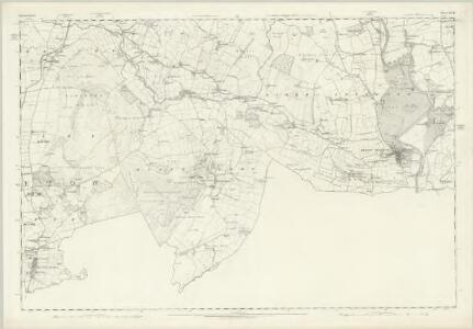 Westmorland XLVII - OS Six-Inch Map