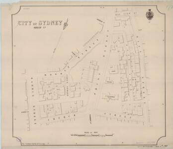 City of Sydney, Sheet Y2, 1888