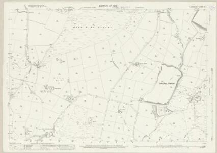 Lancashire XVI.1 (includes: Dalton In Furness; Pennington) - 25 Inch Map