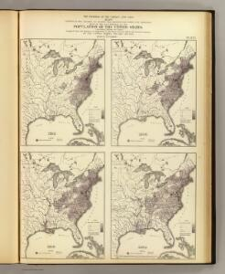 US Population 1790-1820.