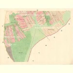 Tassow - m3081-1-003 - Kaiserpflichtexemplar der Landkarten des stabilen Katasters