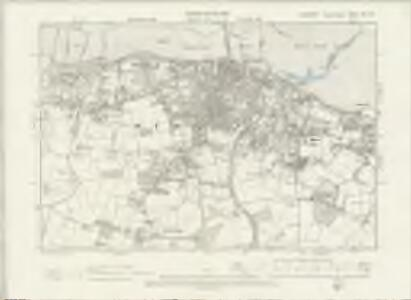 Hampshire & Isle of Wight XCI.SW - OS Six-Inch Map