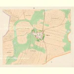 Chlumetz - c2522-1-004 - Kaiserpflichtexemplar der Landkarten des stabilen Katasters