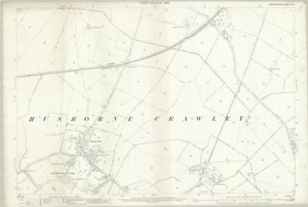 Bedfordshire XX.16 (includes: Aspley Guise; Hulcote and Salford; Husborne Crawley; Ridgmont) - 25 Inch Map