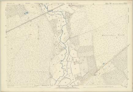 Dorset XXVI.16 (includes: St Leonards and St Ives; West Parley) - 25 Inch Map