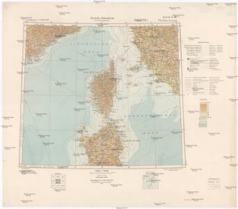 Weltkarte 1:1 000 000